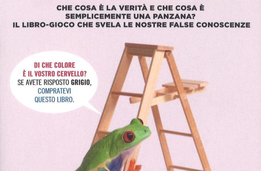 IL LIBRO DELL'IGNORANZA di John Lloyd e John Mitchinson, traduzione di Alessandra Montrucchio, Einaudi