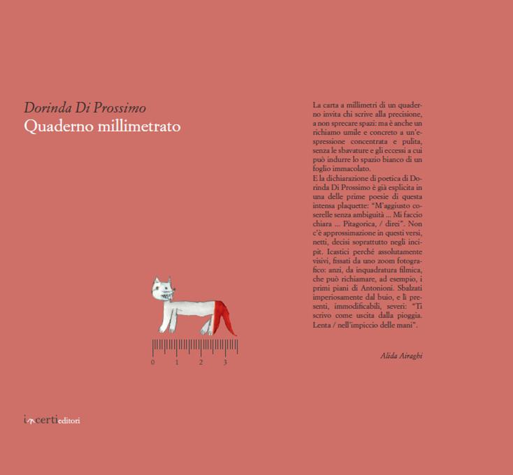 Dorinda Di Prossimo - Quaderno millimetrato