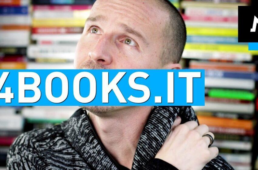 4Books Marco Montemagno