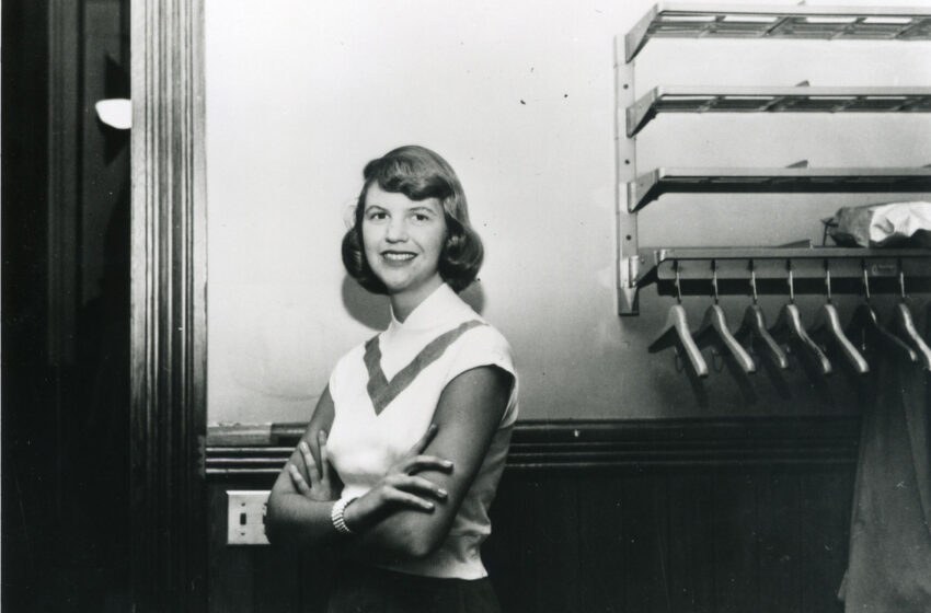 Sylvia Plath – Opere