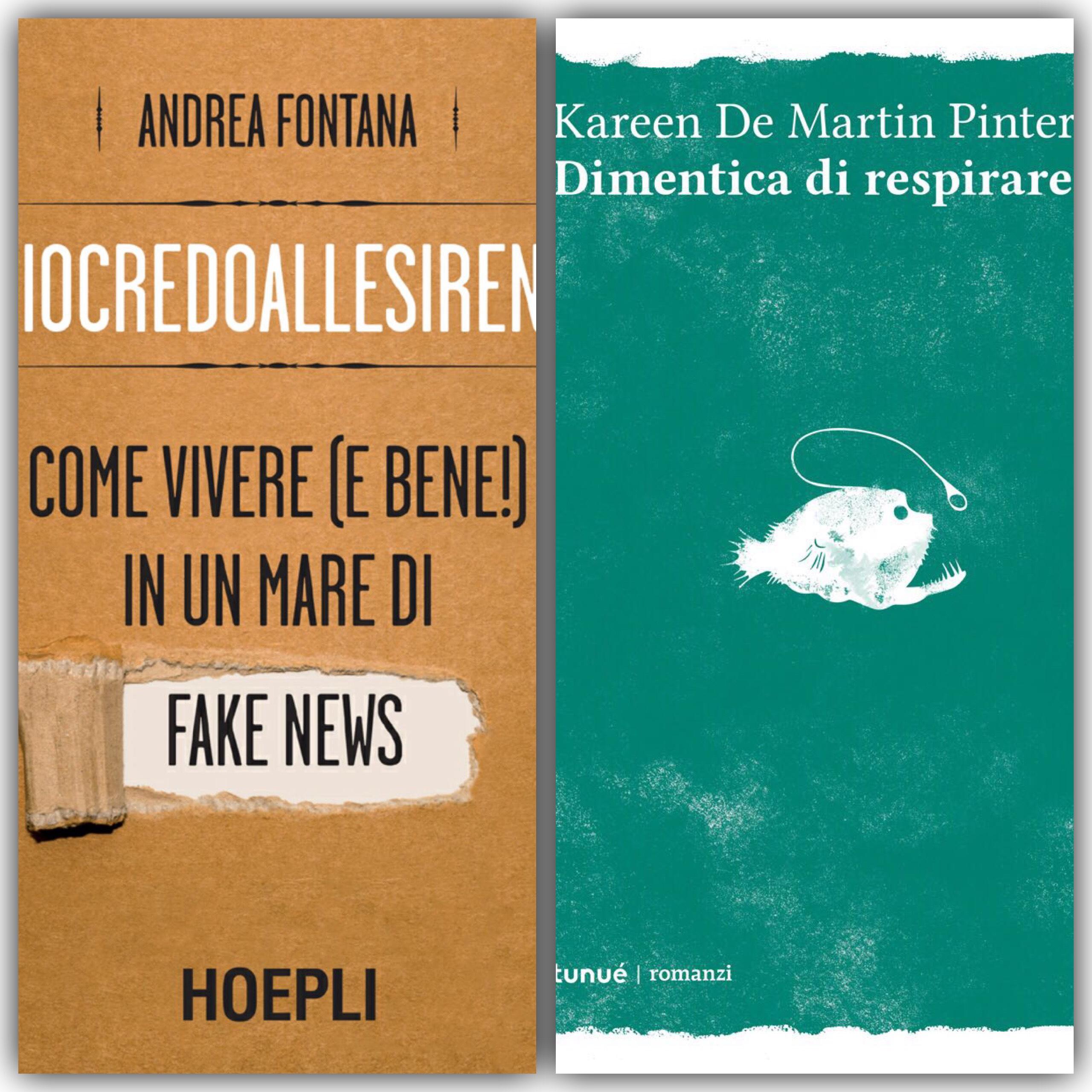 Libri a Colacione 16 giugno 2018