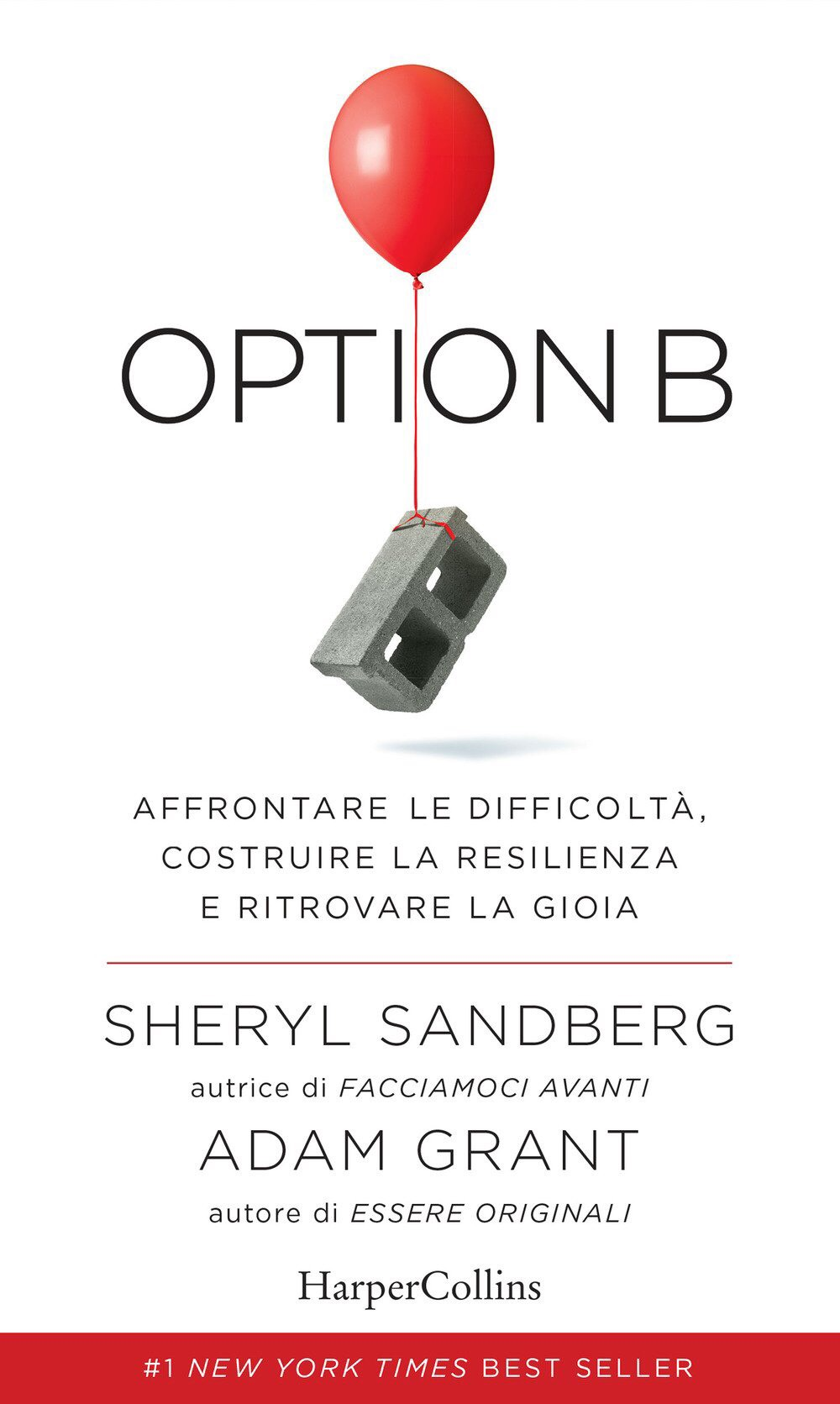 Option B – Sheryl Sandberg e Adam Grant