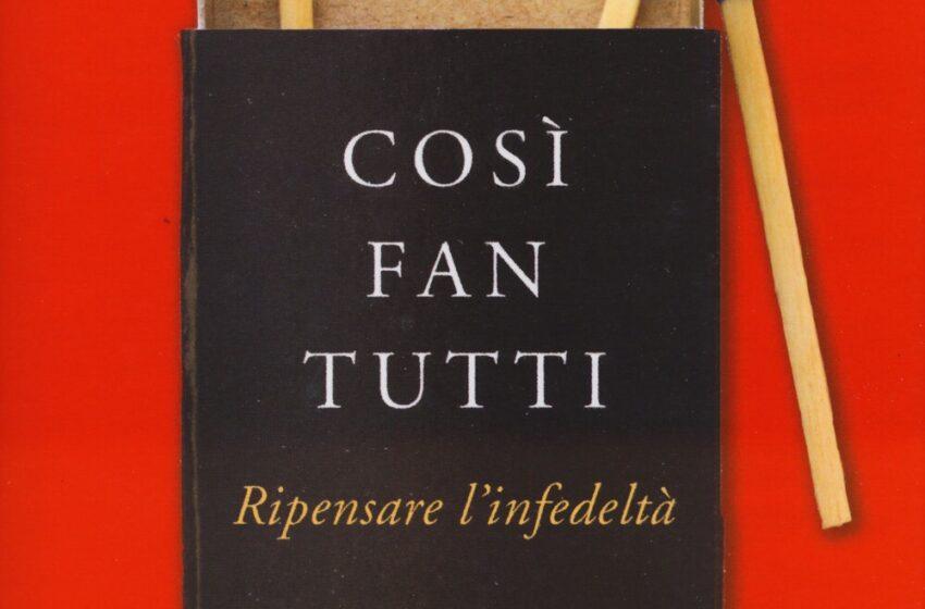 COSÌ FAN TUTTI di Esther Perel, traduzione di Rosa Prencipe, Solferino