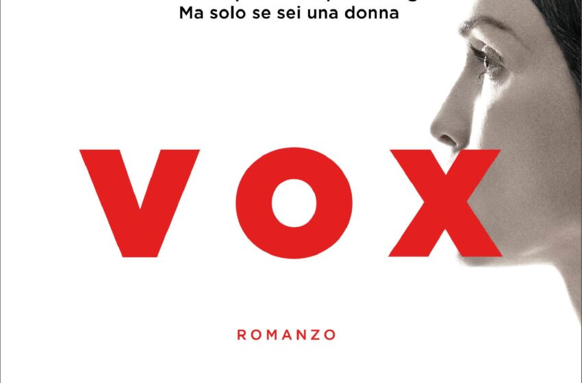 Vox – Christina Dalcher