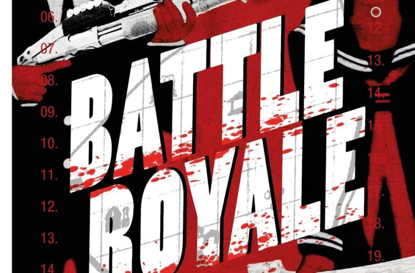 Battle Royale – Koushun Takami