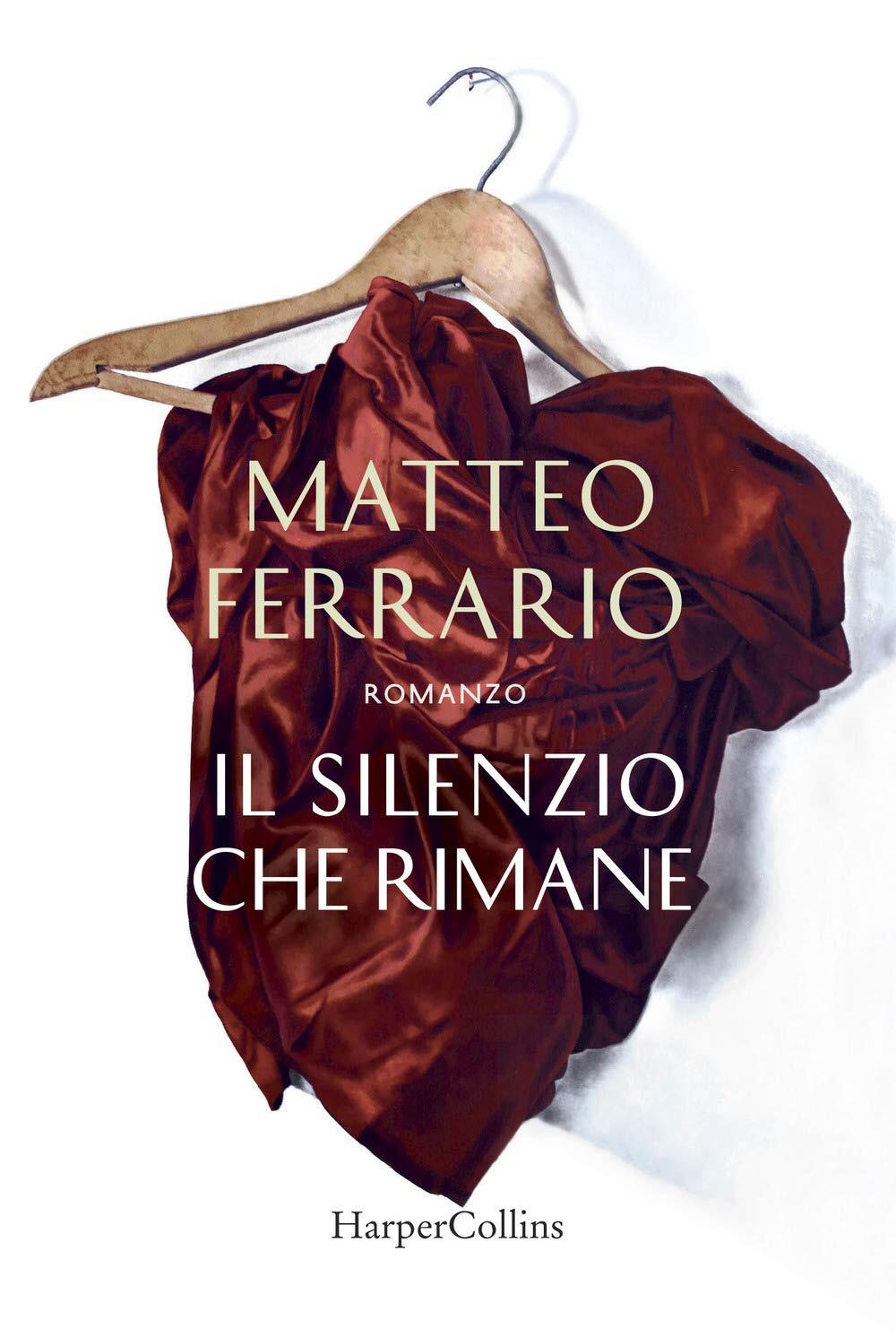 Il silenzio che rimane – Matteo Ferrario