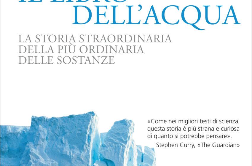 IL LIBRO DELL'ACQUAdi Alok Jha, traduzione di Luigi Civalleri, Bollati Boringhieri