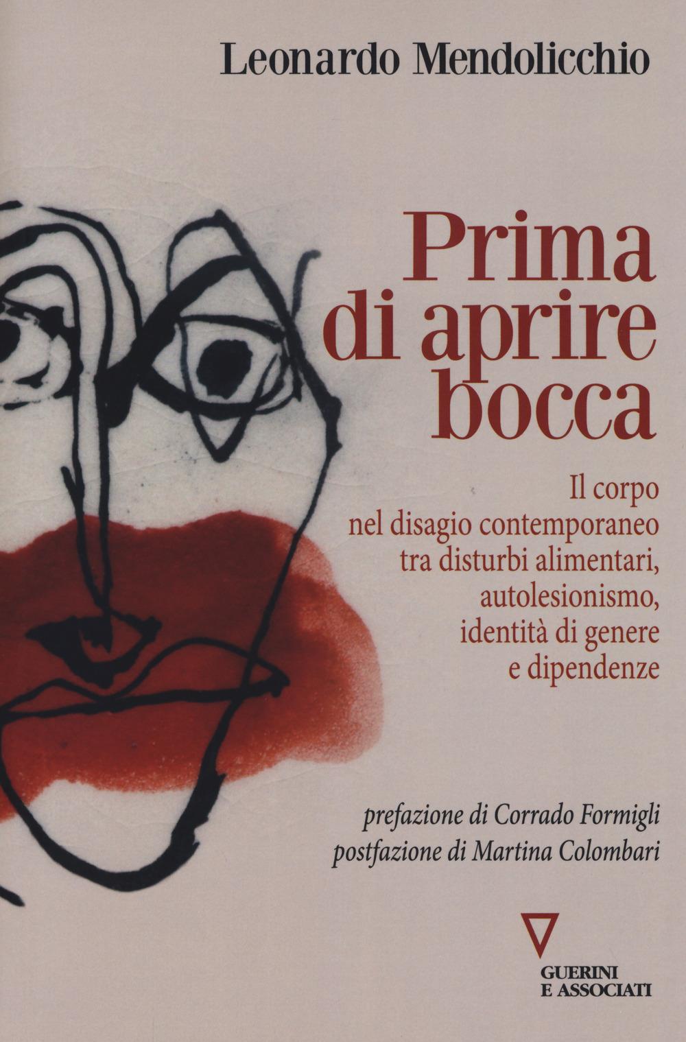 Prima di aprire bocca – Leonardo Mendolicchio