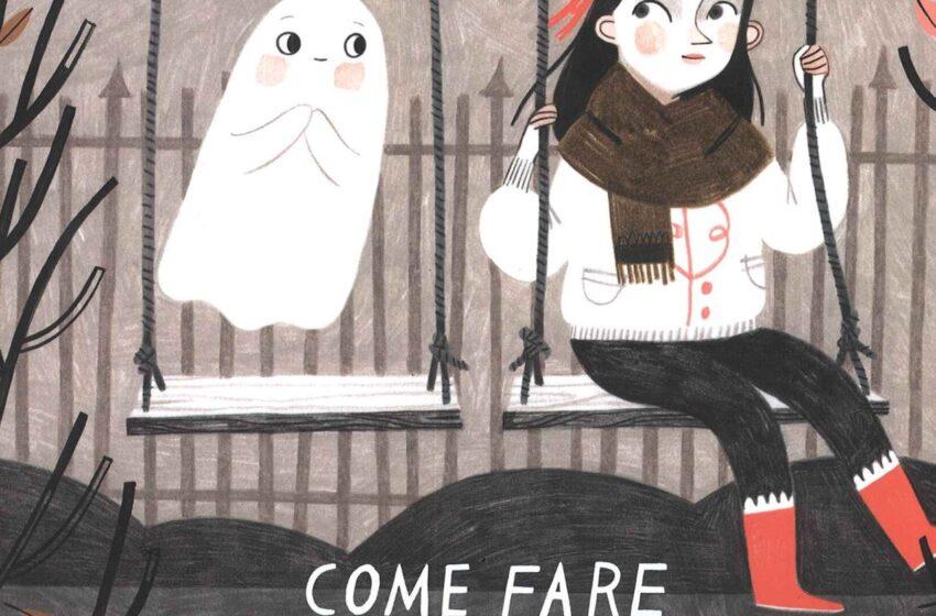 Come fare amicizia con un fantasma - Rebecca Green - Tunué 2
