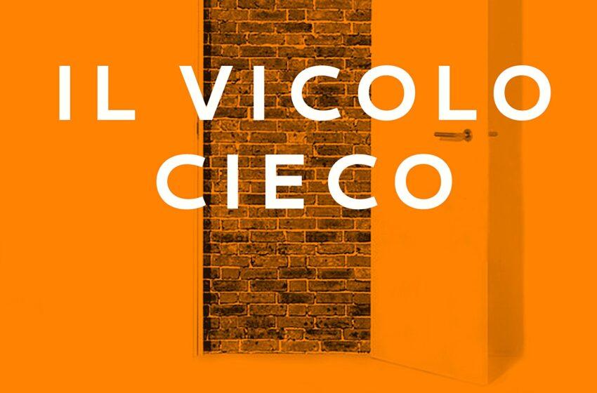IL VICOLO CIECO di Seth Godin, MGMT Edizioni, traduzione di Simonetta Bertoncini