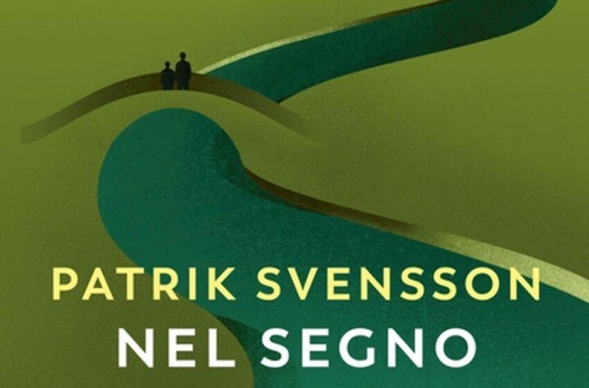 Nel segno dell'anguilla – Patrik Svensson