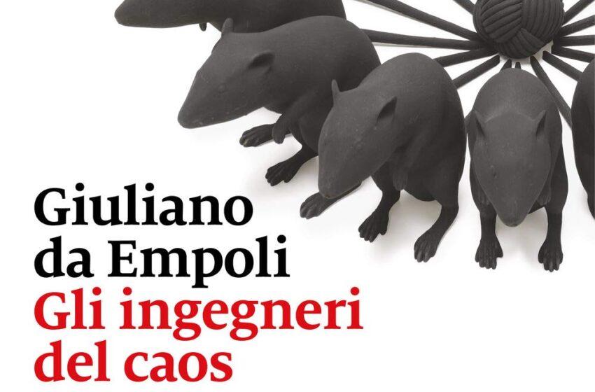 Ingegneri del caos – Giuliano da Empoli