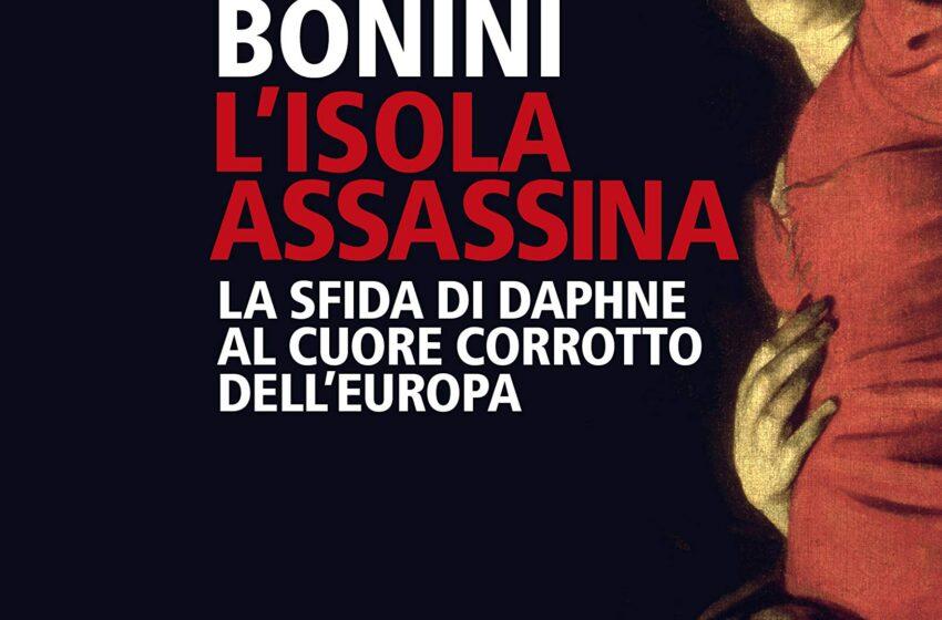 L'ISOLA ASSASSINA di Carlo Bonini, Feltrinelli