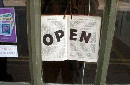 Il nonsense delle librerie aperte durante il lockdown