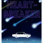 HEARTBREAKER di Claudia Dey, traduzione di Marina Calvaresi, Edizioni Black Coffee