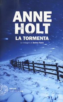 La tormenta di Anne Holt, Einaudi