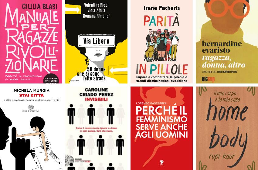 8 libri per la Giornata internazionale della donna 2021