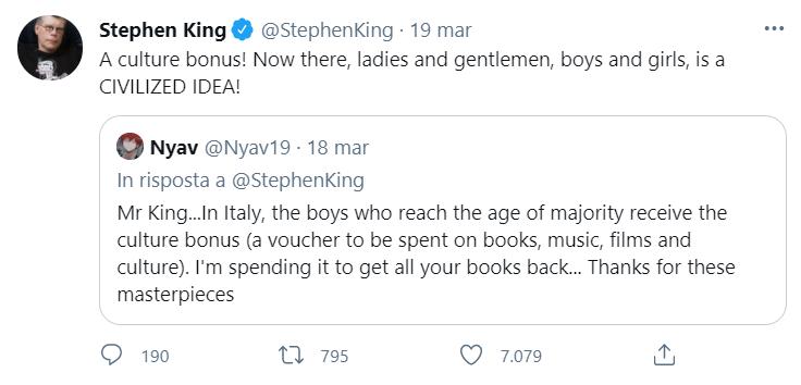 18 app e Stephen King
